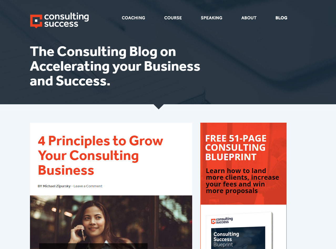 Best Consulting Blogs