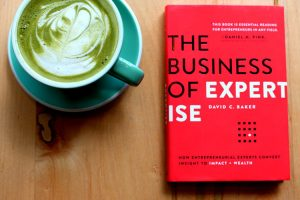The Entrepreneurial Expert: Lessons from The Business of Expertise