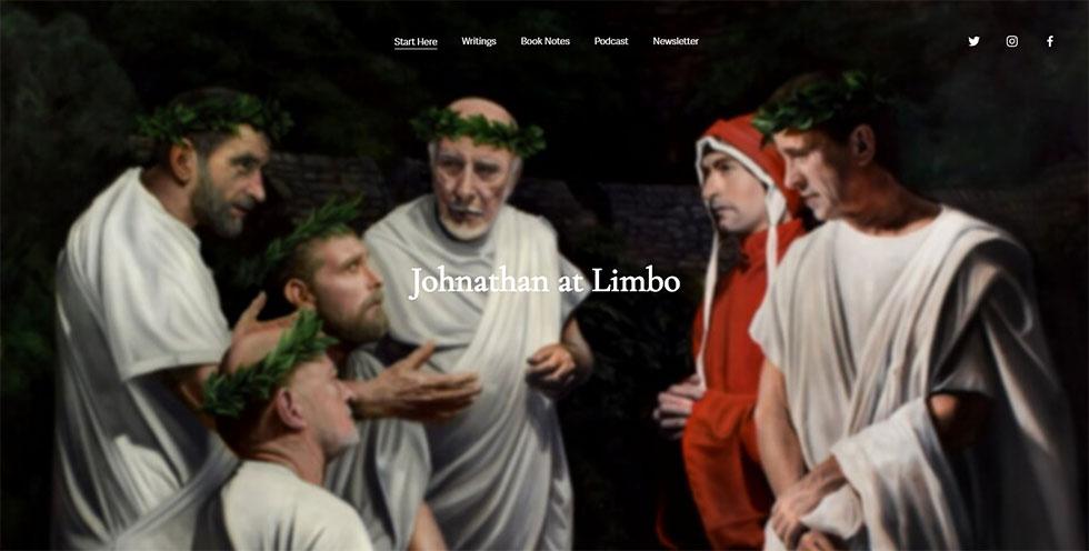 Jonathan Bi's personal website